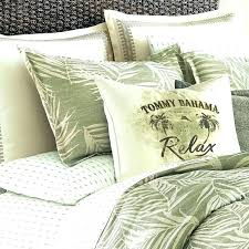 bedding king sightly palms away 3 piece duvet cover set by tommy bahama bed pillows island