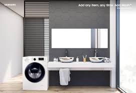 Máy giặt cửa trước AddWash 9kg (WW90K54E0UW) | WW90K54E0UW/SV | Samsung  Việt Nam | Máy giặt, Cửa trước, Cửa sổ