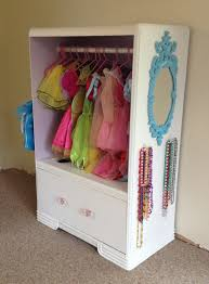 Diy Dress Up Storage The Fantasy Of Dress Up Is Not Necessarily Detrimental But I Can