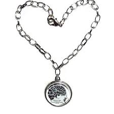 Jewelry Length Chart Amazon Com Phrenology Head Chart Charm Bracelet Adjustable