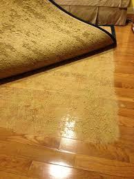 under padding for hardwood floors