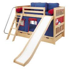 kids loft bed with slide.  Loft Decorating Elegant Bunk Beds With Slide 16 78fc8c51 798c 4a4b B915  5f8ad4252fb1 1 Bunk Beds With Throughout Kids Loft Bed