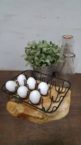 Decorative Wire Tray Metal Wire Egg Holder Egg Trays and Metals 5