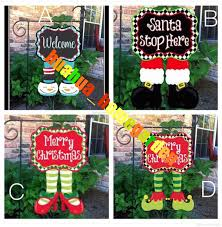 christmas garden flags. Unique Garden 2018 Christmas Garden Flag Diy Banner Flags Wholsale Blanks Yard  Decorate Your Acrylic Material From Huahua_homegarden 403  Dhgate Inside D