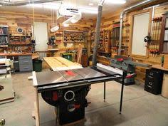 new yankee workshop layout. gerald lauchle\u0027s woodworking shop - tours fine new yankee workshop layout n