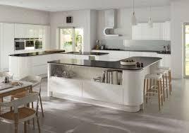 High Gloss White Kitchen Handleless Kitchen Doors Handleless High Gloss Kitchen Doors