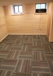 Vapor Barrier Laminate Flooring | Basement Flooring Ideas | Basement Gym  Flooring