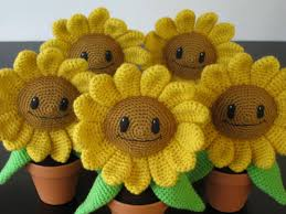 Crochet Sunflower Pattern Awesome FREE PATTERN Amigurumi Happy Sunflower Ink Stitches