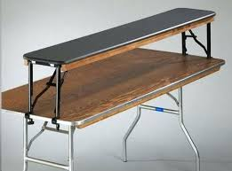 6 foot table top where to find table 6 foot riser bar top in 6 foot 6 foot table top
