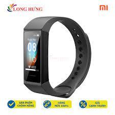 Vòng đeo tay thông minh Xiaomi Mi Band 4C MGW4064GL HMSH01GE - Hàng chính  hãng - Vòng đeo thông minh - Vòng theo dõi vận động