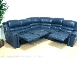 navy blue swivel rocker recliner leather power