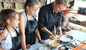 Apprendre à Devenir Un Petit Chef Grâce à Un Cours De Cuisine Pour
