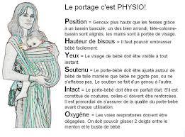 Porter son bébé: moyens de portage et avis
