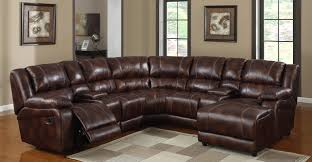 brown leather sectional couches. Magnificent Brown Leather Sectional Sofa Couches Interiorvues