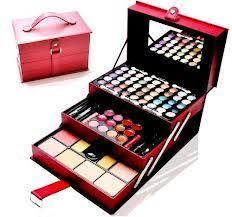 big makeup kit for special days makeup palettes makeup kits brown lipstick