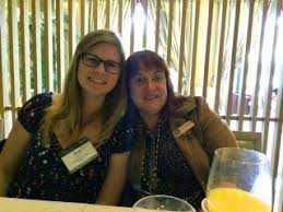 """Lisa Worksman on Twitter: """"Chilling out at Sensi with Erin Philp ..."""