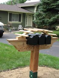 craftsman style mailbox. Contemporary Craftsman Top Pic  Stained Finished Inside Craftsman Style Mailbox S