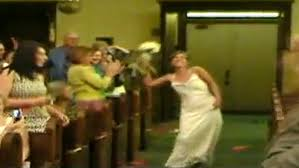 secrets behind wacky web wedding aisle dance today com Wedding Dance Kevin Heinz Jill Peterson it didn't take her fun loving husband kevin long to agree to the idea, saying the decision to dance was \u201cthe first thing we really decided about the wedding Jill Peterson Marina Del Rey