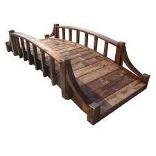 garden bridges outdoor decor the