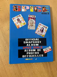 Online Snapshot Spice Girls Official Snapshot Album Second Edition 1997 With Snapshots 54 Vtg