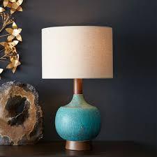 turquoise lighting. Interesting Lighting Modernist Table Lamp For Turquoise Lighting U