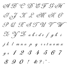 free printable letter stencils for painting 4