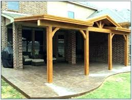 attached covered patio designs. Covered Patios Attached To House Patio The Pergola On Deck Cover Designs  Plans Not C