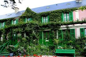 claude monet s house giverny france