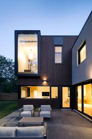 Concrete And Brick Architecture Waplag Awesome House Exterior ...