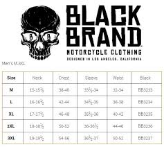 leather jacket size chart black brand club leather vest all sizes motorcycle surplus