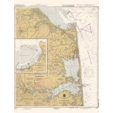 Noaa Chart 12216 Historical Nautical Chart 12216 03 1994 Cape Henlopen To Indian River Inlet