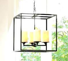 faux candle chandelier pillar candle chandelier black rustic holder round sunset onyx stone 9 light faux
