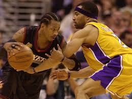 Year/year calculations are also per game. My Favourite Game Iverson Stuns Kobe S Lakers In The 2001 Nba Finals Nba The Guardian