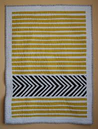 a quilt with a strip of chevron This would be great for a baby's ... & Explore Striped Quilt, Chevron Quilt, and more! Adamdwight.com