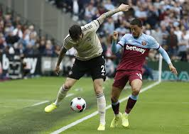 Club news west ham 2 united 0external link. West Ham Vs Manchester United Pictures Manchester Evening News