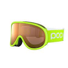 Poc Goggles Size Chart Poc Kids Pocito Retina Fluorescent Yellow Green Fast