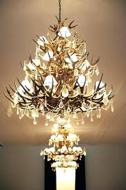 how to make antler chandeliers antler chandelier unique best lights images on kit how to build