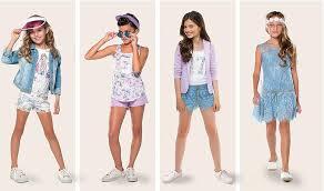 Image result for ropa de verano chores para niñas