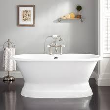kohler bathtubs cast iron porcelain tub refinishing cast iron tub