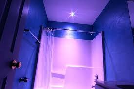 waterproof shower light fixture shower can light awesome kitchen great waterproof bathroom