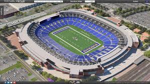 Fedex Field Virtual Seating Chart Baltimore Ravens Virtual Venue By Iomedia