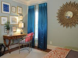 Great View In Gallery Jewel Tones In A Stylish Bedroom