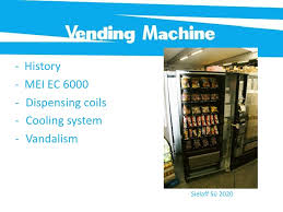How Vending Machine Works Gorgeous How a vending machine works short