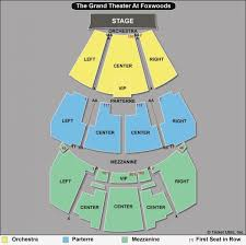20 Fox Theatre Foxwoods Seating Chart Pictures And Ideas On