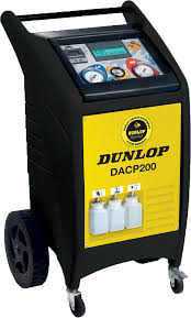 air conditioning machine for cars. dunlop dacp200 air conditioning machine for cars