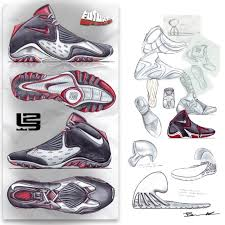 Industrial design sketches shoes Interior Pinterest Footwear Sketches By Ben Adamskeane At Coroflotcom