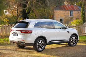 2018 renault koleos diesel. Simple Renault The Renault Koleos Diesel Is Powered By A 130kW380Nm 20litre  Fourcylinder Turbo Diesel Engine Taken From The Nissan XTrail Which Also Shares Same  Throughout 2018 Renault Koleos