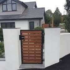 10 beautiful garden gate designs with