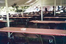 picnic table vinyl plastic elastic table covers