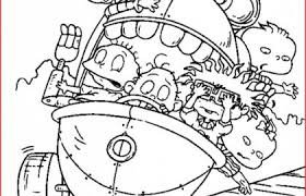 Coloring Pages Nickelodeon Characters 204179 Nick Jr Coloring Pages
